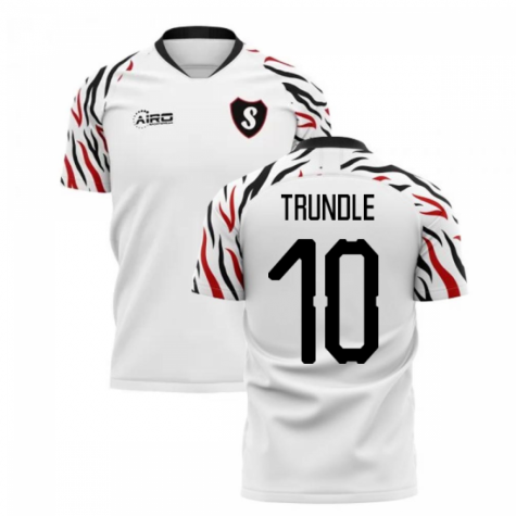 2020-2021 Swansea Home Concept Football Shirt (Trundle 10)
