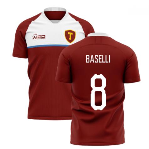 2019-2020 Torino Home Concept Shirt (BASELLI 8)
