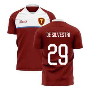 2020-2021 Torino Home Concept Shirt (DE SILVESTRI 29)
