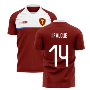2019-2020 Torino Home Concept Shirt (I FALQUE 14)