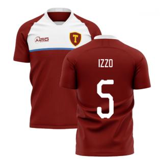 2019-2020 Torino Home Concept Shirt (IZZO 5)
