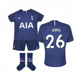 2019-2020 Tottenham Away Nike Baby Kit (KING 26)