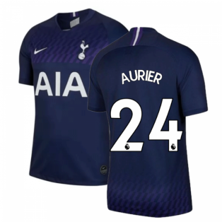 2019-2020 Tottenham Away Nike Football Shirt (Kids) (AURIER 24)