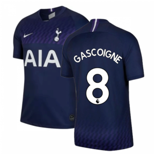 2019-2020 Tottenham Away Nike Football Shirt (Kids) (GASCOIGNE 8)