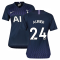 2019-2020 Tottenham Away Nike Ladies Shirt (AURIER 24)