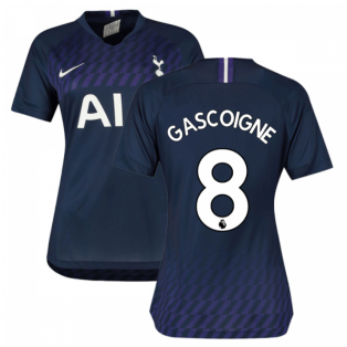 2019-2020 Tottenham Away Nike Ladies Shirt (GASCOIGNE 8)