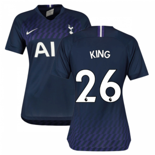 2019-2020 Tottenham Away Nike Ladies Shirt (KING 26)