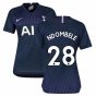 2019-2020 Tottenham Away Nike Ladies Shirt (Ndombele 28)