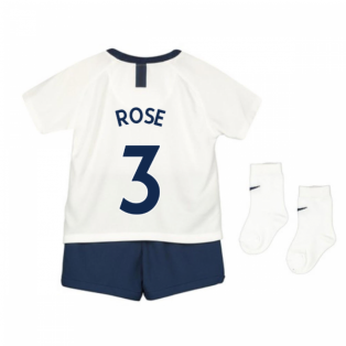 2019-2020 Tottenham Home Nike Baby Kit (ROSE 3)
