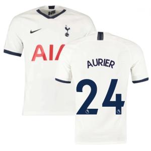2019-2020 Tottenham Home Nike Football Shirt (Kids) (AURIER 24)