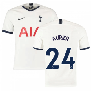 2019-2020 Tottenham Home Nike Football Shirt (Kids) (AURIER 24)