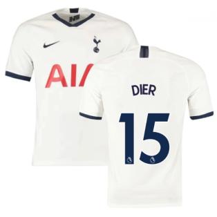 2019-2020 Tottenham Home Nike Football Shirt (Kids) (DIER 15)