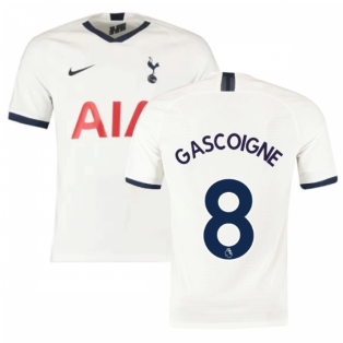 2019-2020 Tottenham Home Nike Football Shirt (Kids) (GASCOIGNE 8)
