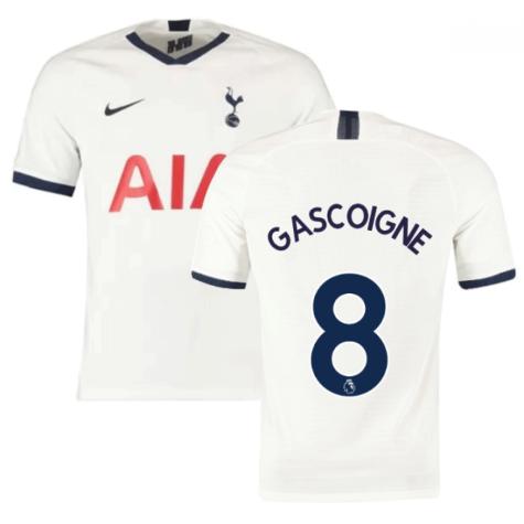 2019-2020 Tottenham Home Nike Football Shirt (Kids) (GASCOIGNE 8)
