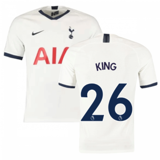 2019-2020 Tottenham Home Nike Football Shirt (Kids) (KING 26)