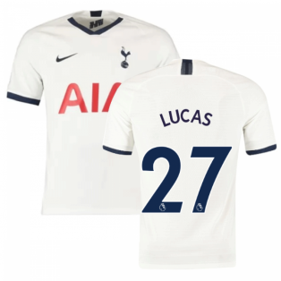 2019-2020 Tottenham Home Nike Football Shirt (Kids) (LUCAS 27)