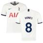 2019-2020 Tottenham Home Nike Football Shirt (Kids) (WINKS 8)