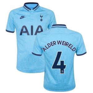 2019-2020 Tottenham Third Shirt (Kids) (ALDERWEIRELD 4)