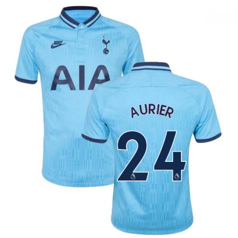 2019-2020 Tottenham Third Shirt (Kids) (AURIER 24)