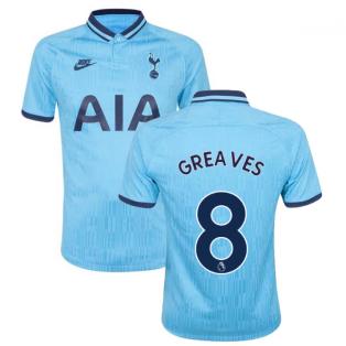 2019-2020 Tottenham Third Shirt (Kids) (GREAVES 8)