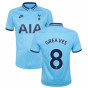 2019-2020 Tottenham Third Shirt (Kids) (GREAVES 8)