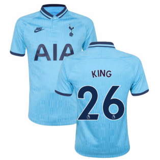 2019-2020 Tottenham Third Shirt (Kids) (KING 26)