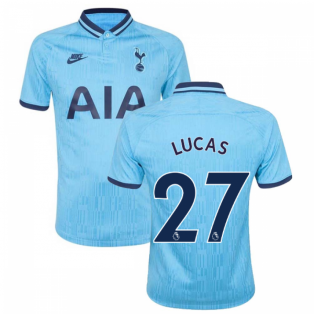 2019-2020 Tottenham Third Shirt (Kids) (LUCAS 27)