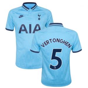 2019-2020 Tottenham Third Shirt (Kids) (VERTONGHEN 5)