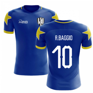 2020-2021 Turin Away Concept Football Shirt (R.Baggio 10)