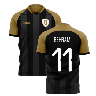 2019-2020 Udinese Away Concept Shirt (BEHRAMI 11)