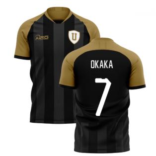 2019-2020 Udinese Away Concept Shirt (OKAKA 7)