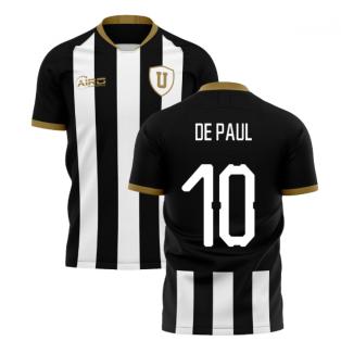 2019-2020 Udinese Home Concept Shirt (DE PAUL 10)