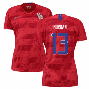 8484a3c5c70 Buy Alex Morgan Football Shirts at UKSoccershop.com