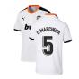 2019-2020 Valencia Home Puma Shirt (Kids) (C MARCHENA 5)