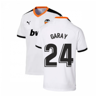 2019-2020 Valencia Home Puma Shirt (Kids) (GARAY 24)