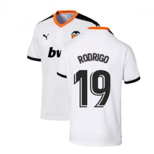 2019-2020 Valencia Home Puma Shirt (Kids) (RODRIGO 19)