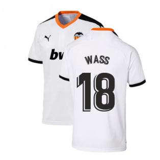 2019-2020 Valencia Home Puma Shirt (Kids) (WASS 18)