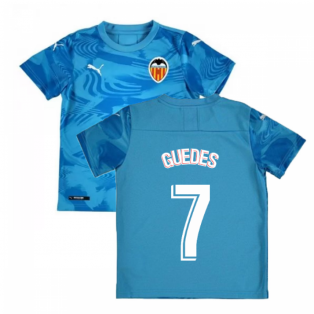 2019-2020 Valencia Third Shirt (Kids (GUEDES 7)