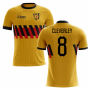 2020-2021 Watford Home Concept Football Shirt (Cleverley 8)