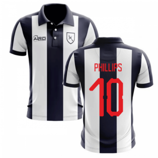 2019-2020 West Brom Home Concept Football Shirt (Phillips 10)