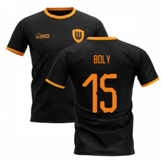 2019-2020 Wolverhampton Away Concept Football Shirt (BOLY 15)