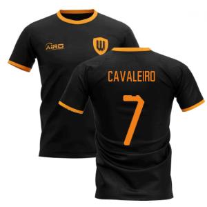 2020-2021 Wolverhampton Away Concept Football Shirt (CAVALEIRO 7)