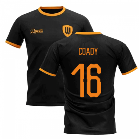 2019-2020 Wolverhampton Away Concept Football Shirt (COADY 16)