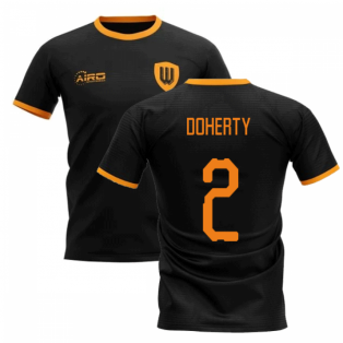 2019-2020 Wolverhampton Away Concept Football Shirt (DOHERTY 2)