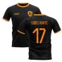 2020-2021 Wolverhampton Away Concept Football Shirt (GIBBS WHITE 17)