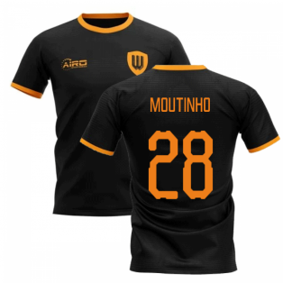 2020-2021 Wolverhampton Away Concept Football Shirt (MOUTINHO 28)