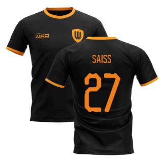 2019-2020 Wolverhampton Away Concept Football Shirt (SAISS 27)