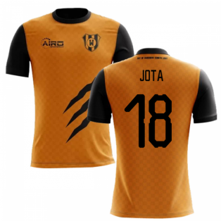 2019-2020 Wolverhampton Home Concept Football Shirt (Jota 18)