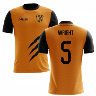 2019-2020 Wolverhampton Home Concept Football Shirt (Wright 5)