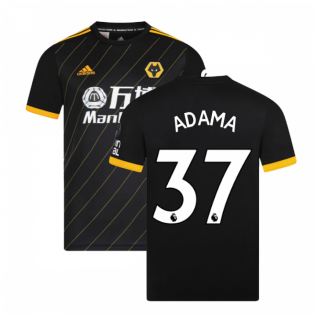 2019-2020 Wolves Away Shirt (ADAMA 37)
